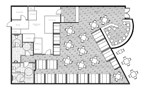 interior italian restaurant floor plan regarding amazing
