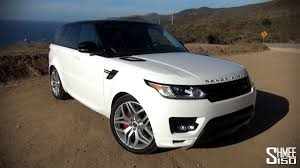 Range Rover Sport Autobiography Ride And Drive Discussion Youtube
