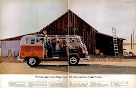 volkswagen wagon vintage the volkswagen station wagon holds the entire population of jiggs