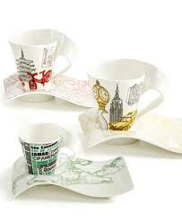 villeroy boch dinnerware new wave cafe cities of europe
