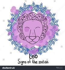 signs zodiac horoscope hand drawing symbol stock vector 544492057