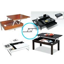 Pop Up Coffee Table Pop Up Coffee Table Hardware For Home Design Wrought Iron
