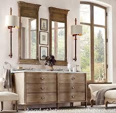 Best RH Images On Pinterest Home Restoration Hardware And - Bathroom vanities with tops restoration hardware
