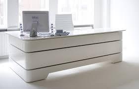 Office Furniture White Desk Desk Rknl20