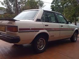 toyota corolla spirit 1984 3500 boostcruising