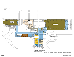 Church Floor Plans by Our Location U2013 Second Presbyterian Church