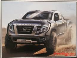 nissan titan warrior 2017 nissan titan warrior concept brings original titan sketches to life