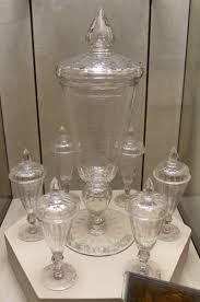 bicchieri boemia file boemia coppa e bicchieri in cristallo 1720 ca jpg