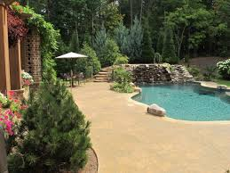 Best Pool Chic Images On Pinterest Backyard Ideas Small - Great backyard pool designs