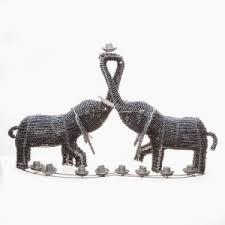 elephant menorah elephant menorah fair trade judaica ftj