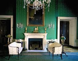 white house rooms blue green red rooms john f kennedy