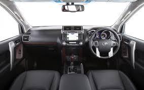 toyota land cruiser interior 2017 toyota land cruiser prado gx 2017 suv drive