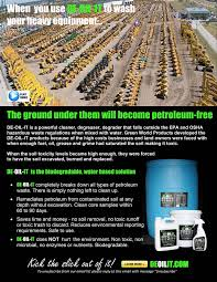 Not Contaminated With Oil Washing by De Oil It Educational Fliersde Oil It