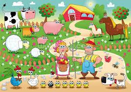 country farm wallpaper wall mural wallsauce usa country farm wall mural photo wallpaper