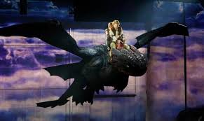 train dragon live spectacular clever housewife