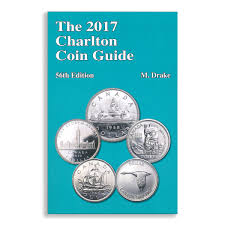 the 2017 charlton coin guide 56th edition reference books