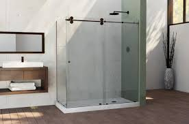 Frameless Shower Doors Okc Alumax Bath Enclosures