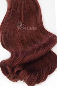 clip in hair extensions uk mahogany 33 deluxe 20 clip in human hair extensions 165g