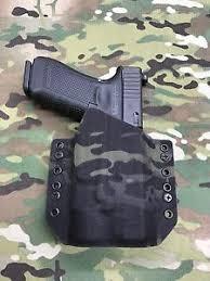 Tlr3 Light Crye Multicam Black Kydex Light Bearing Holster Glock 17 22 31