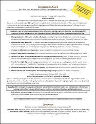 professional job resume template saneme