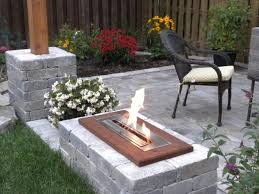 outdoor fireplace burner clan u2014 bistrodre porch and landscape ideas