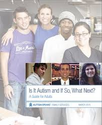 is it autism and if so what next a guide for adults autism