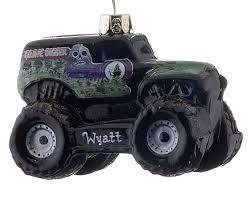 images of grave digger monster truck monster jam grave digger monster truck personalized ornament