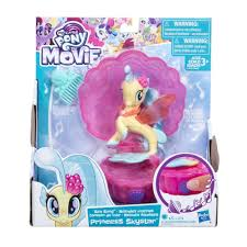 my little pony the movie princess skystar sea song my little pony