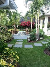 Tropical Backyard Ideas Decoration Tropical Backyard Landscaping Ideas Garden Patio