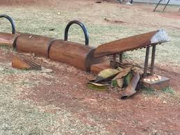 free images city backyard public space playground cannon