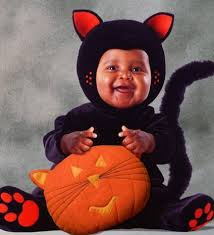 Baby Halloween Pumpkin - 40 amazing baby halloween costumes that will keep you gaping with awe