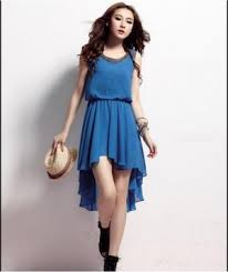 stylish dress dress high low stylish dress online shopping india ican shop