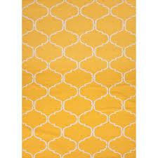 Yellow Area Rugs Yellow Area Rug 5 8 Roselawnlutheran
