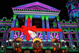 tickets for summer night market u0026 christmas lights display in