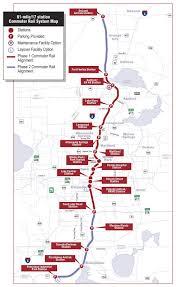Light Rail Map Phoenix by Florida U0027s Newest Commuter Rail Sunrail Gets State Senate Approval