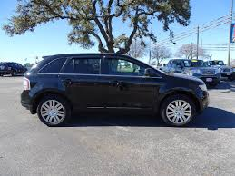 pre owned 2008 ford edge limited station wagon in san antonio