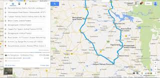 Hyderabad Map Travelhi5 Backpacking To Kurnool My First Solo Adventure