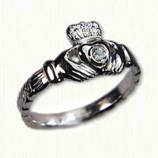 galway ring celtic claddagh custom rings with gemstones affordable prices