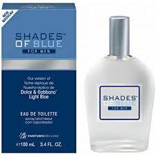 light blue men s cologne shades of blue version of light blue pour homme by pb