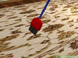 How To Clean Wool Area Rugs by 4 Ways To Clean Silk Rugs Wikihow
