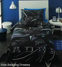 kids bedding dreams more star wars room ideas for kids darth vader quilt cover set