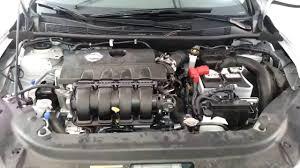 2013 2015 nissan sentra mra8de 1 8l i4 engine running after oil