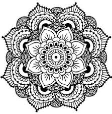 Good Flower Mandala Coloring Pages Artsybarksy Mandala Flowers Coloring Pages
