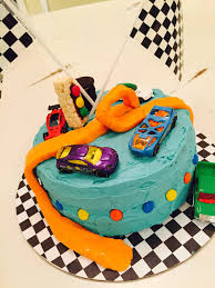 hot wheels cake hot wheels cake attempt with fondant the style