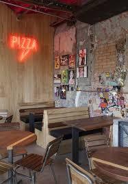 Pizza Restaurant Interior Design Ideas Electric Metallic And Serving Tasty Delights Bráz Elettrica