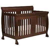 davinci kalani 4 in 1 convertible crib with toddler bed conversion