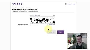 Yahoo Help Desk I Forgot My Security Question For My Yahoo Mail Account Youtube