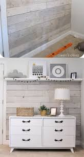 How To Whitewash Wood Walls by Pallet Wall And Shiplap Wall 30 Beautiful Diy Wood Wall Ideas A
