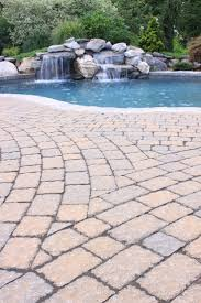 Patio Pavers Las Vegas by 108 Best Pavers Images On Pinterest Pool Decks Pool Landscaping