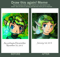 draw this again meme profile picture by secondsaria on deviantart
